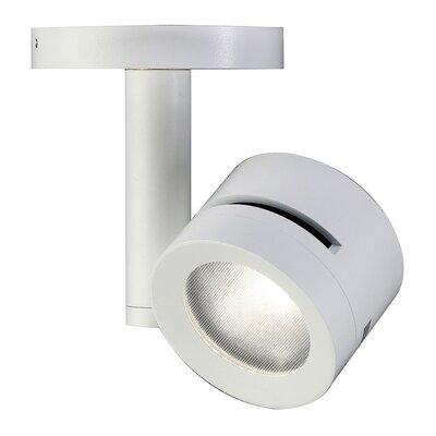 Vickery Contemporary 1-Light LED Directional & Spotlight Fixture Finish: White