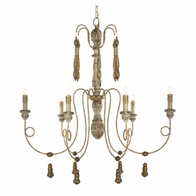 Konstantin Candle-Style Chandelier