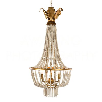 Orleans Small Empire Chandelier