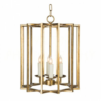 Chan Geo Small Foyer Pendant