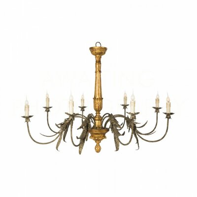Barton Candle-Style Chandelier