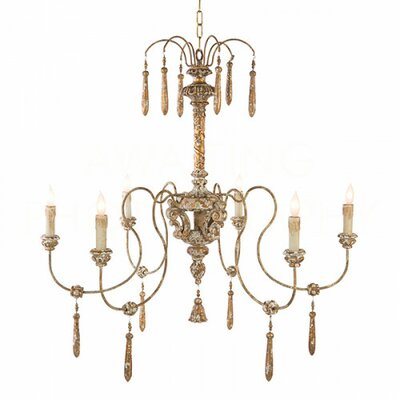 Toole Candle-Style Chandelier