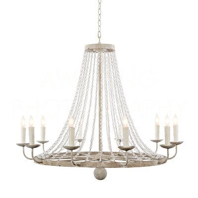 Naples Medium Candle-Style Chandelier