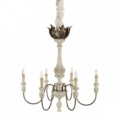 Leuven Candle-Style Chandelier