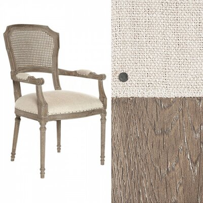 Chelsea Dining Chair Color: Burnt Oak
