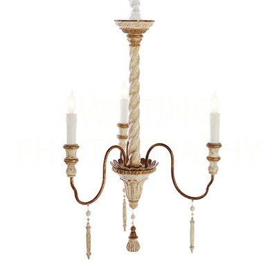 Yolonda Small Candle-Style Chandelier