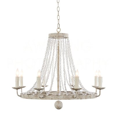 Naples Small Candle-Style Chandelier