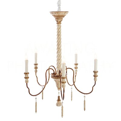 Yolonda Medium Candle-Style Chandelier