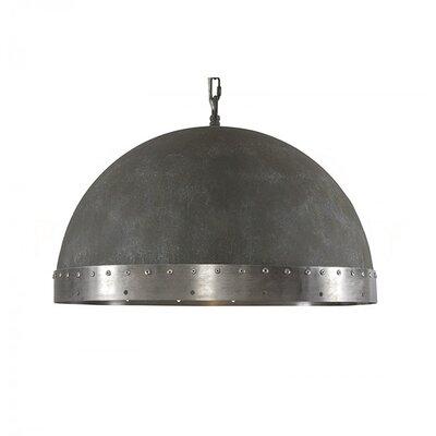 Eureka Half Bell Inverted Pendant