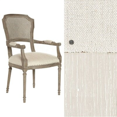Chelsea Dining Chair Color: Parker Gray