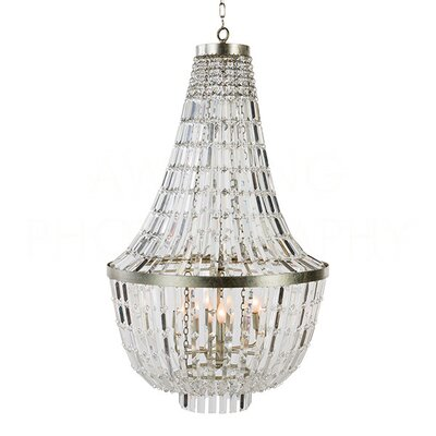 Glendive Large Empire Chandelier