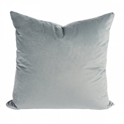 Hampton Throw Pillow (Set of 2) Color: Light Blue
