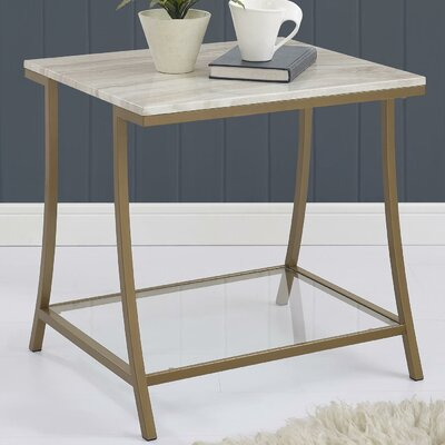 Selzer End Table