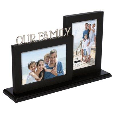 Standifer Our Family Platform Picture Frame RDBA4863 45491625
