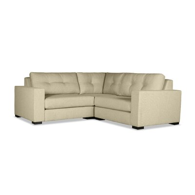 Brose Sectional Upholstery: Sand