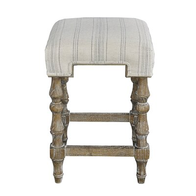 Enderlin Bar Stool Color: Gray