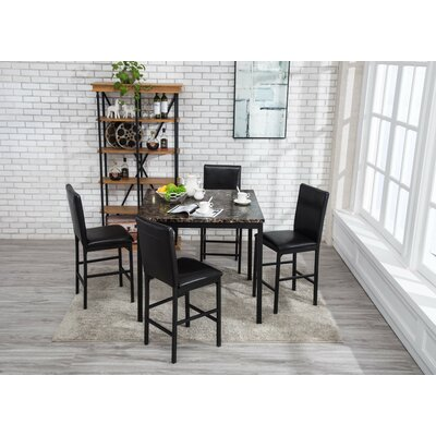 Andreana Counter Height Dining Set