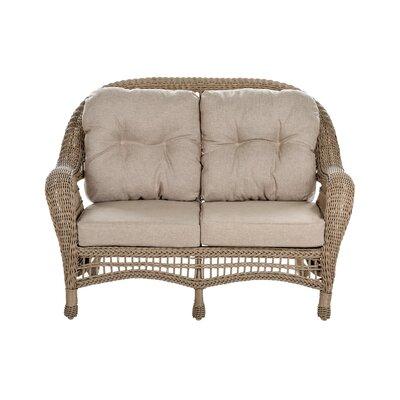 Rattan Sofa Set Cushions 21124 Item Photo