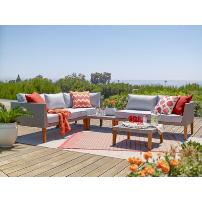Cissell Sectional Set Cushions 1234 Item Photo