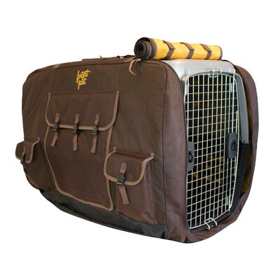 Leon Insulated Crate Cover Med Size: Large (26H x 26W x 36L )