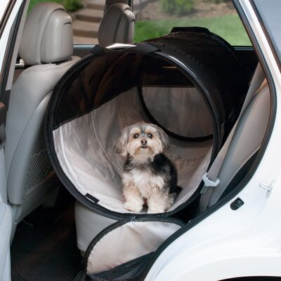 Leola Backseat Tube Pet Carrier