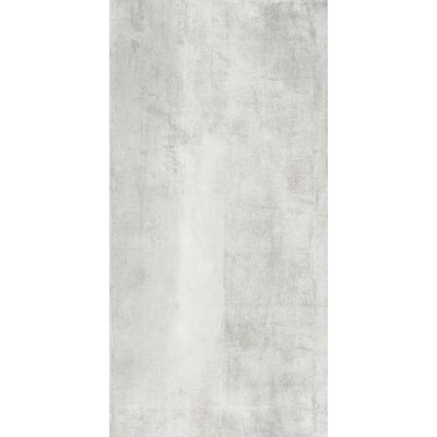 Blocks 12 x 24 Porcelain Field Tile in White