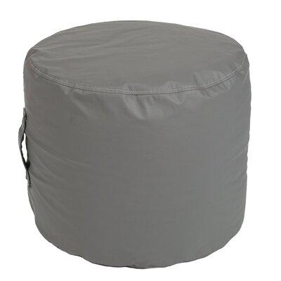 Wayman Pouf Upholstery: Slate Gray