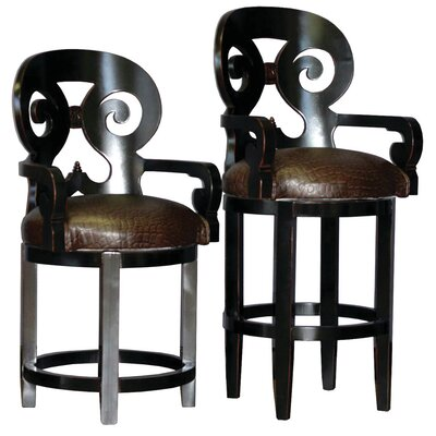 Milligan Swivel Barstool