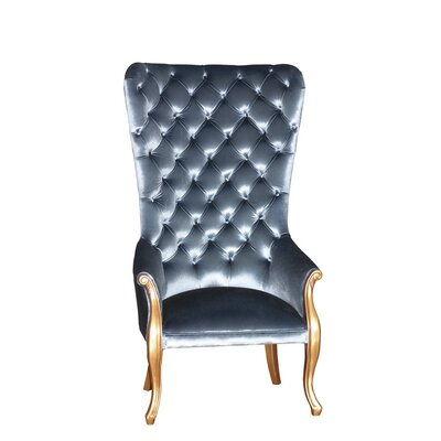Kacy High Back Lounge Chair