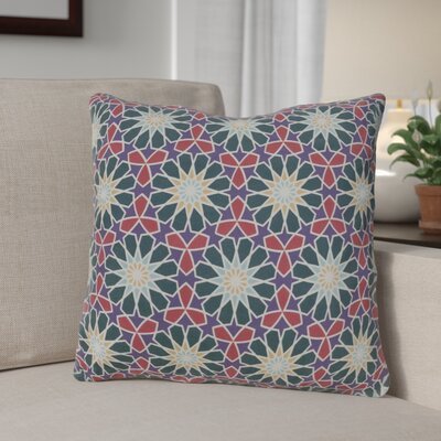 Neiman 100% Cotton Throw Pillow Size: 22
