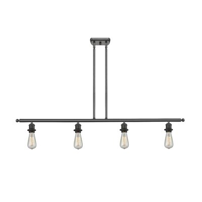 Briele 4-Light Kitchen Island Pendant Finish: Oil Rubbed Bronze