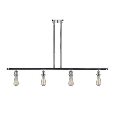 Briele 4-Light Kitchen Island Pendant Finish: Polished Chrome