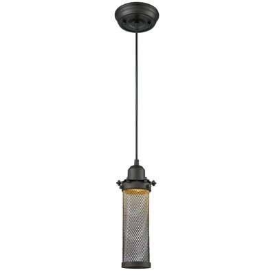 Amet 1-Light Mini Pendant Finish: Oil Rubbed Bronze