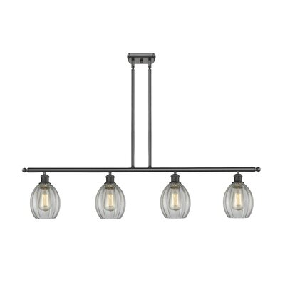 Raylene 4-Light Kitchen Island Pendant Finish: Oil Rubbed Bronze