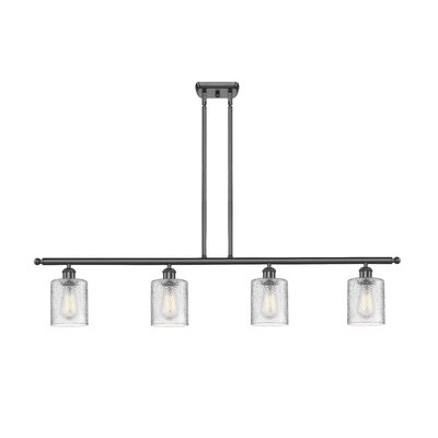 Inglestone Common 4-Light Kitchen Island Pendant Finish: Oil Rubbed Bronze