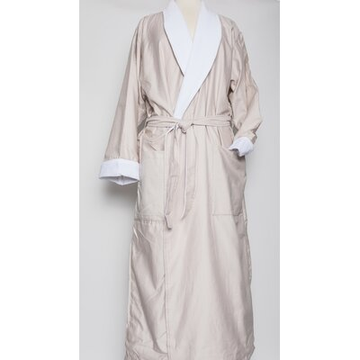Thibault Sateen Bathrobe