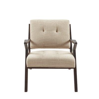 Alvarado Armchair Upholstery: Tan
