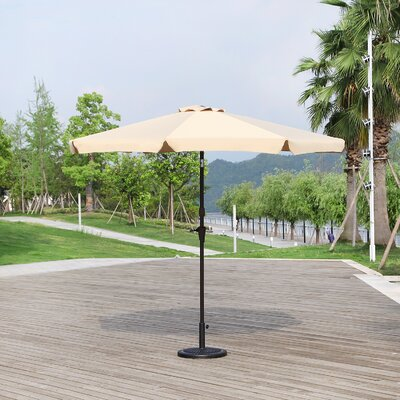 Felicia Patio 9' Market Umbrella FRPK2045 45093755