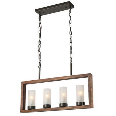 Brownsburg 4-Light Kitchen Island Pendant