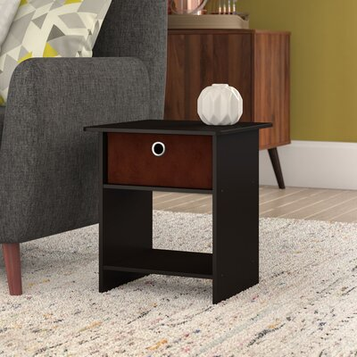 Lyle End Table Color: Dark Espresso