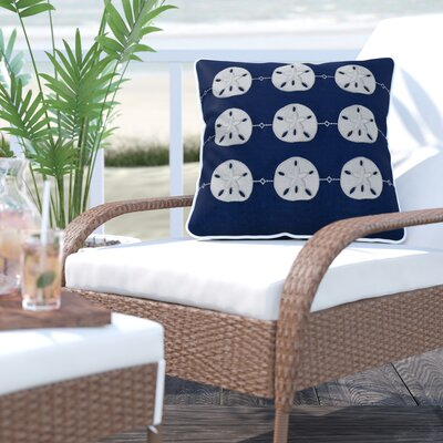 Sugarloaf Shores Outdoor Sunbrella Throw Pillow