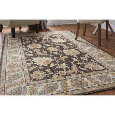 Meagan Beige Area Rug Rug Size: Rectangle 5 x 8