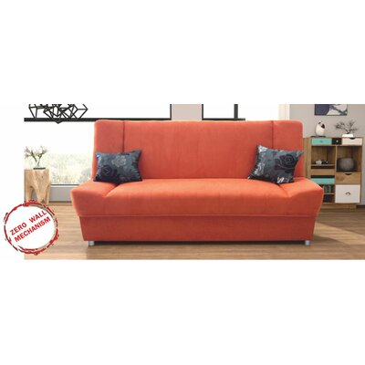 Vivanco Sofa Bed Finish: Orange