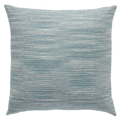 Dempsey Solid 100% Silk Throw Pillow Fill Material: Polyester/Polyfill