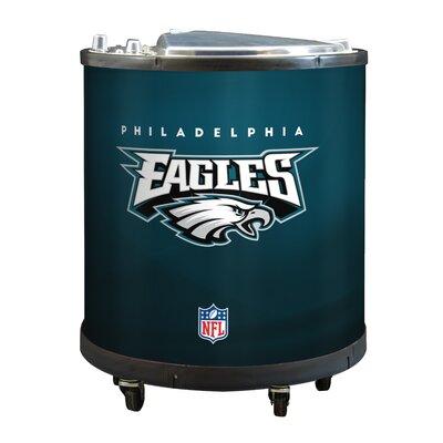 NFL Mini Ice Barrel Cooler NFL Team: Philadelphia Eagles MB19-PHI