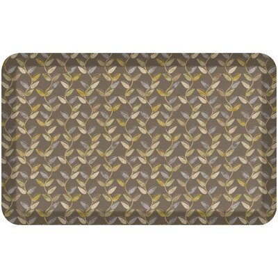 Cilegon Warm Comfort Kitchen Mat Mat Size: Rectangle 18 x 28