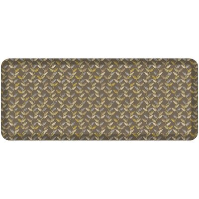 Cilegon Warm Comfort Kitchen Mat Mat Size: Rectangle 18 x 4