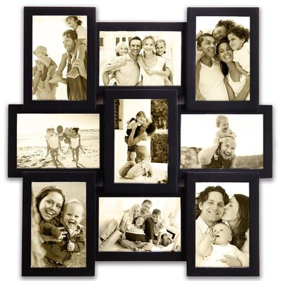 9 Piece Gibbens Collage Picture Frame WNSP2668 45299951