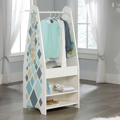 Garza Kids Open Wardrobe Armoire