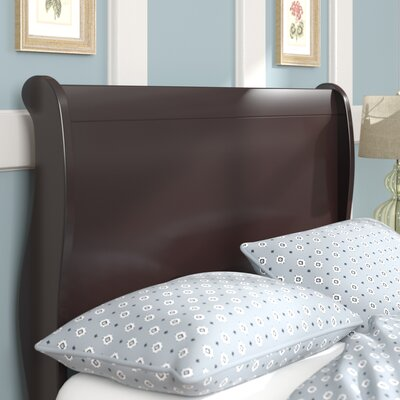 Carpenter Sleigh Headboard Size: Queen